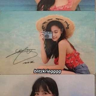 [I/C] Twice DTNA Tzuyu Broadcast Photocard