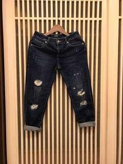 Armani jeans 男友破褲 26