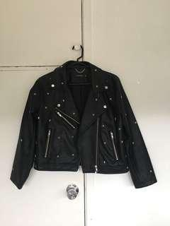 Glassons star studded jacket