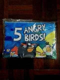 Extra Large Angry Birds pencil box
