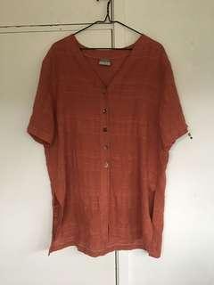 Vintage Boho shirt