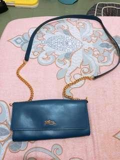 🚚 Longchamp鏈條包