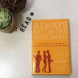 Always hit on the wingman book