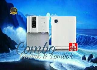Ombak + Lombok