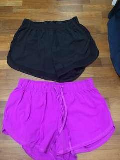 Cotton on body sports shorts