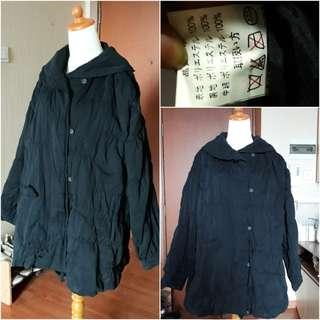 Big size winter coat / winter jacket / jaket bulu angsa / jaket tebal / jaket musim dingin / spring autumn / outer / coat