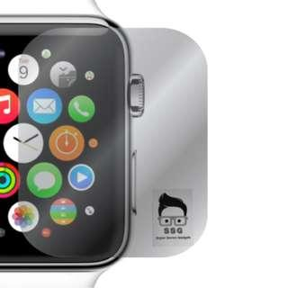 Coteetci Protective Film for iwatch 42mm