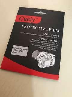 相機屏幕保護貼for Sony RX100系列、a7系列