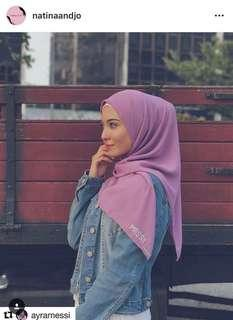 Natina & Jo custom made hijab