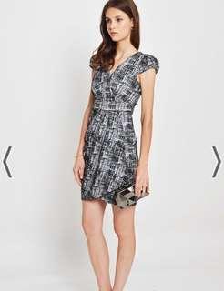 Love and Bravery LAB Vionna Wrap Dress