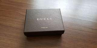 Gucci Box(for card holder)