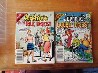 Archie and Jughead Double Digest