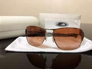 Oakley Impatient Polishes Gold Leather VR50 #05-788