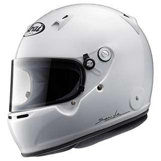 Arai GP-5W SIZE X-LARGE ONLY M6 SAH-2015 Helmet Full Face Motorsport Racing Car Track Day Helmet