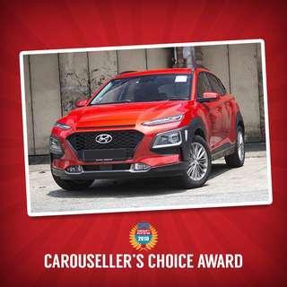 COTY 2018: Hyundai Kona 1.0 GLS Turbo