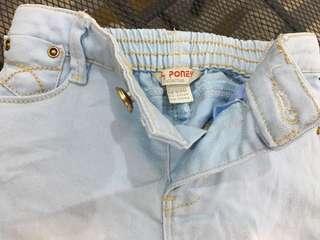 Poney Preloved baby jeans