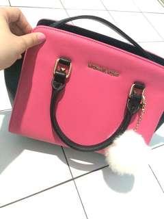Fuschia Bag