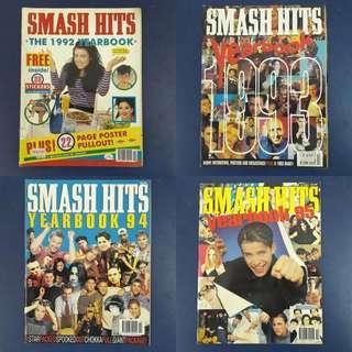 Smash Hits Yearbook 1992-1995