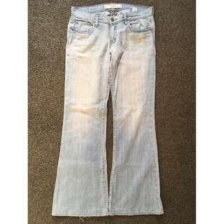 abercrombie and fitch Vintage Flare Jeans
