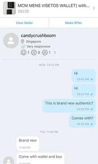 DEAL WITH THIS SELLER-CANDYCRUSHBOOM AT YOUR OWN RISK