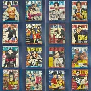Smash Hits Magazines 1994 x 20 books
