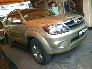2008 Toyota Fortuner 2.7 V (A)