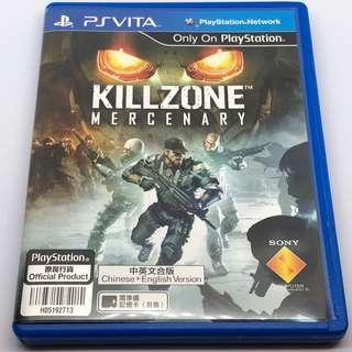 PSV Killzone Mercenary 中英文合版