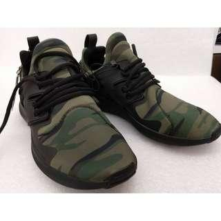 Zara Camo Colour shoe (EUR 39 25.5cm)