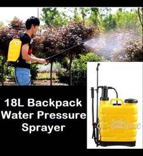 BN 18L Backpack Water Pressure Sprayer