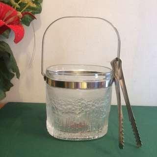 Courvoisier ice bucket