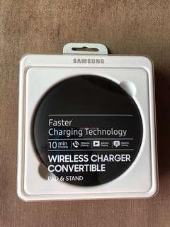 🚚 Samsung Wireless Charger Convertible