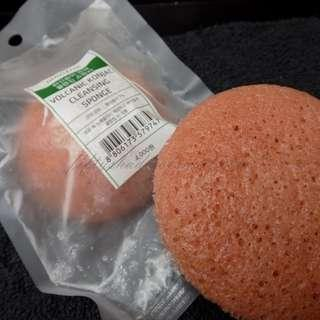 INNISFREE Eco Beauty Tool Volcanic Konjac Cleansing Sponge