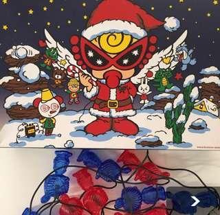 HYSTERIC MINI 聖誕燈