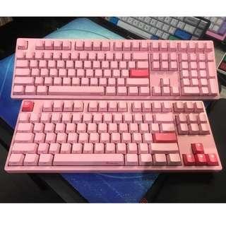 Ducky Zero DK3087 / DK3108 (Pink) Full Size / TKL