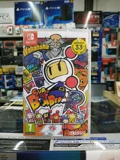 🆕 Nintendo Switch Super Bomberman R