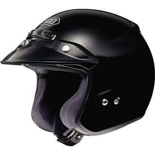 Shoei RJ-Platinum R Cruiser SIZE X-LARGE ONLY Motorcycle Motorbike Vespa Helmet