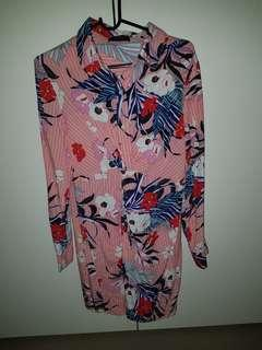Pagani Colar Dress