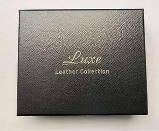 Luxe Leather Wallet