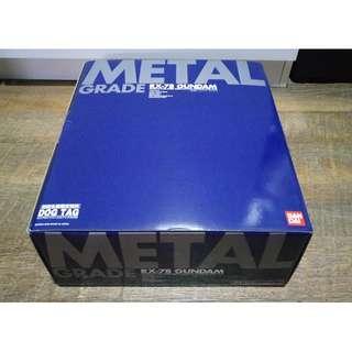 Metal Grade Gundam