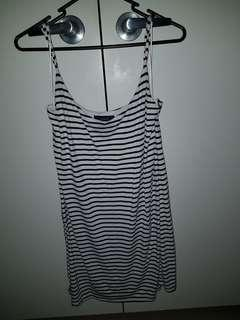 Pagani stripe dress