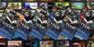 SPECIAL OFFER (11.11) STEAM WALLET CODE 10% DISCOUNT