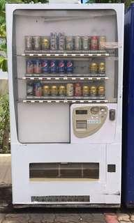 Used Japan vending machine