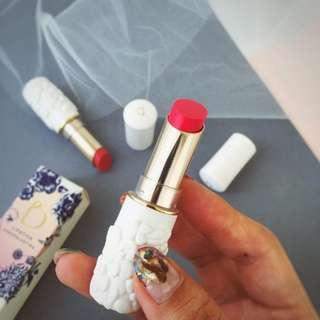 碧麗妃 恬蜜花漾唇膏 口紅 唇膏 全新未用 公司貨 日本代購 色號PK11