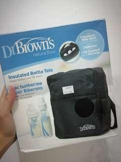 Dr.browns insulated bag