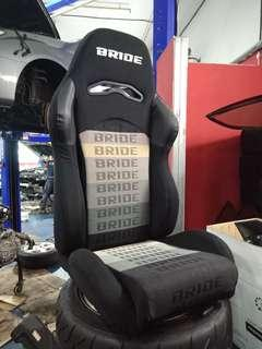 BRIDE ERGO semi bucket seat