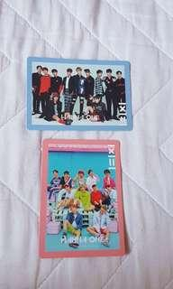 [WTS] WANNA ONE TBO PHOTOCARDS