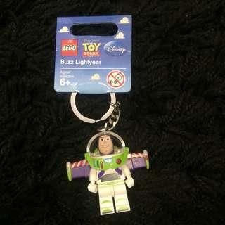 Lego buzz lightyear keychain