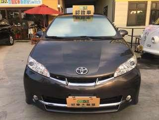 2011 Toyota Wish 二代