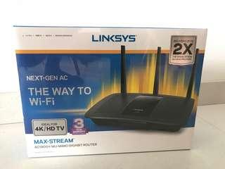 Linksys Wireless Router (Sealed in box)