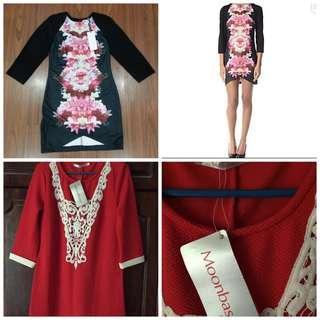 NEW 2-dress {L}